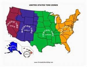 us map time zone wise 25 best ideas about eastern time zone on