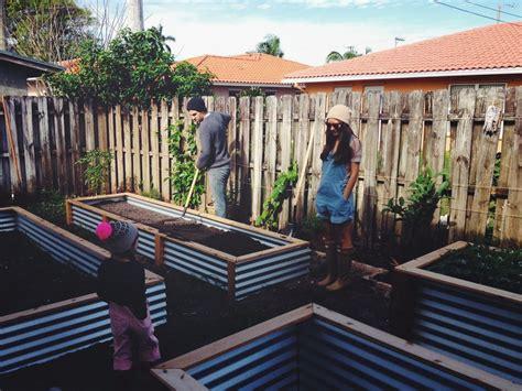 ohdeardrea  raised beds easy metal wood garden bed