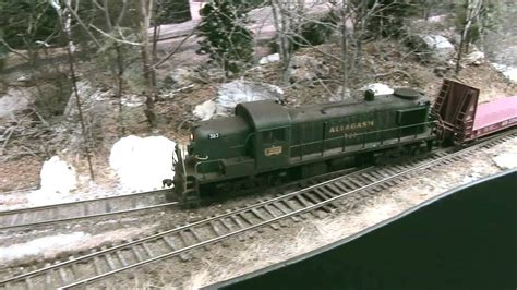 model railroad hobbyist magazine model trains model switching andover me on the allagash model railroad