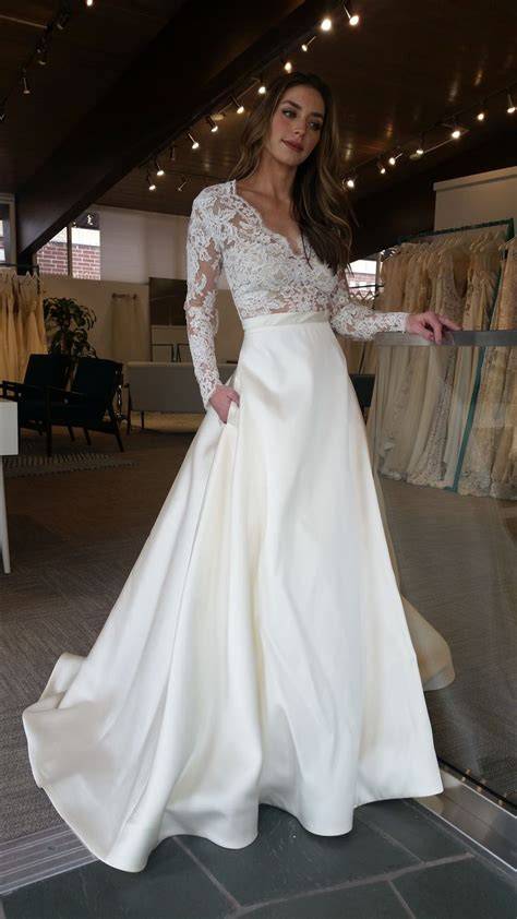 Sleeve Wedding Dresses by Best 25 Sleeve Wedding Dresses Ideas On