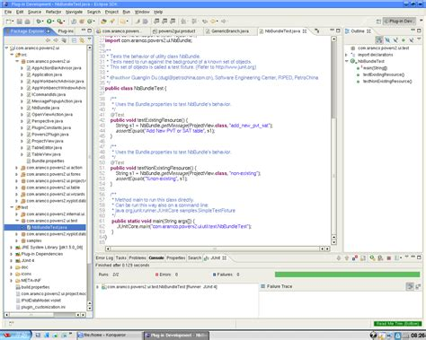 eclipse layout editor java class spotlight csci 201 principles of software