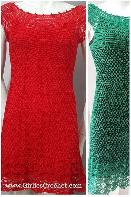 clothes without pattern 203 best hooked on crochet dresses and tunics images on