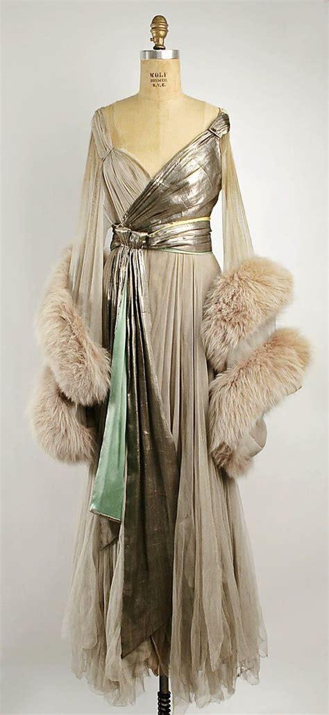 design fashion ltd lucile british 1863 1935 dress dance 1914 the