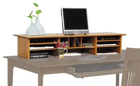 Desk Hutch Organizer Copeland Desktop Organizer Traditional Desks And Hutches By Copeland Furniture