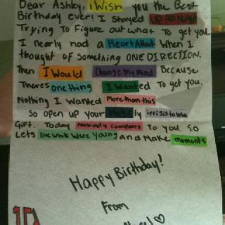 One Direction Birthday Cards One Direction Birthday Card Good Ideas Pinterest Cards