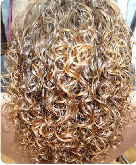 pictures of big curl perms highlighted perm with big bouncy curls