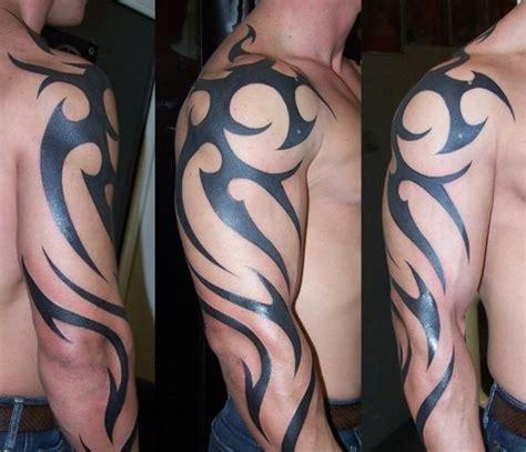 tatuagem tribal em 50 fotos e desenhos