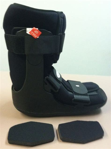 walking boot for broken ankle 28 images aircast