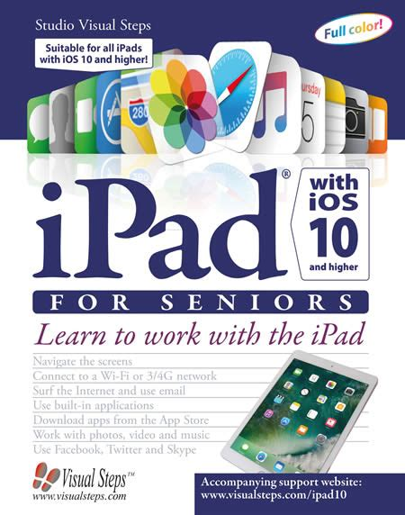 with ios 11 and higher for seniors learn to work
