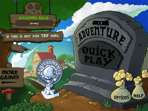 quick review: plants vs. zombies for ipad | imore