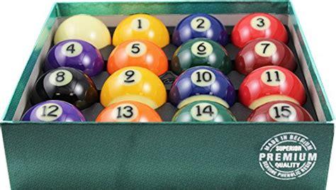 Meja Billiard Fullset aramith 2 1 4 quot regulation size premium billiard pool balls complete 16 set pools billiards