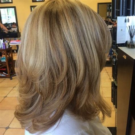 highlights at 50 80 best modern haircuts hairstyles for women over 50