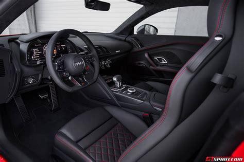 Audi R8 Innenraum by 2016 Audi R8 V10 Plus Review Gtspirit