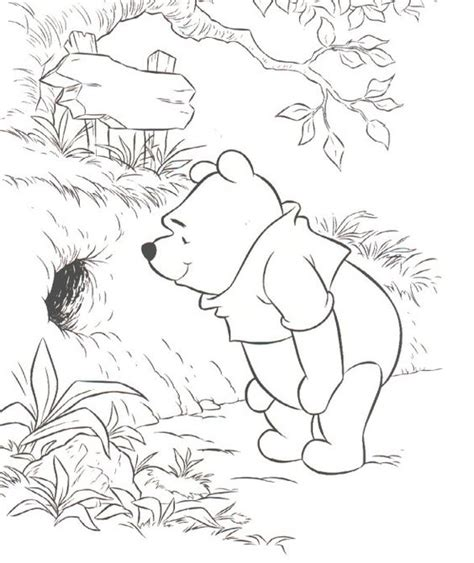 coloring pages disney winnie the pooh disney coloring pages and the o jays on pinterest