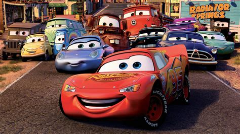 Cars Movie Fanart Fanart Tv