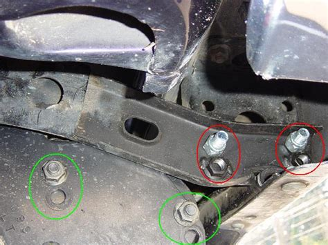 Toyota Tacoma Frame Replacement Bolt With Bracket Newhairstylesformen2014