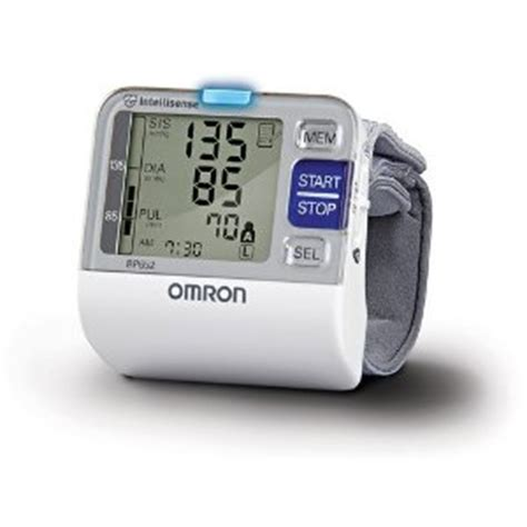 best blood pressure monitors 2018 (wrist/ upper arm) for
