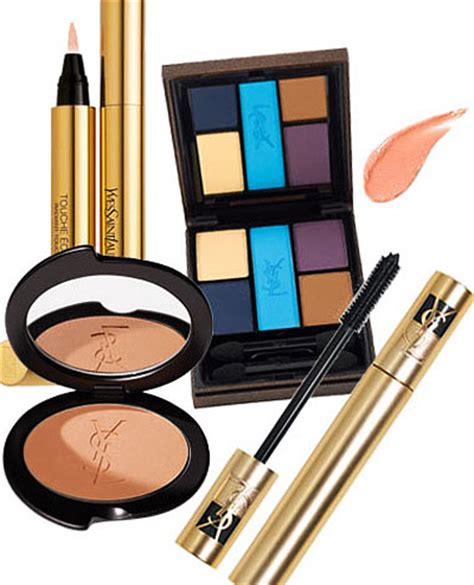 Makeup Ysl ysl makeup collection for summer 2009 tips makeup guides geniusbeauty