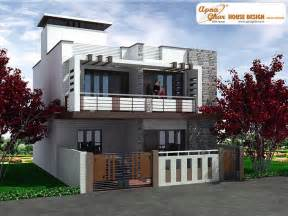 first floor house plans in india 3 bedrooms duplex house design in 117m2 9m x 13m this