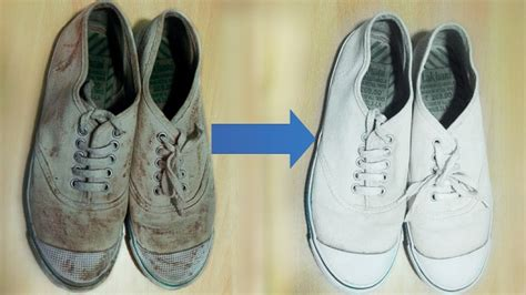 use this simple trick to clean your white shoes and
