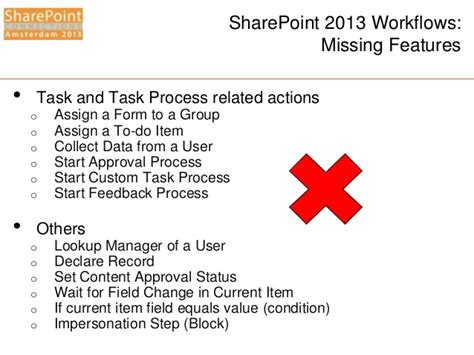 sharepoint 2013 workflow features spca2013 windows workflow manager for the it pro