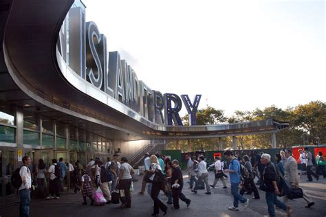 Staten Island Search Staten Island Ferry Visitor Information The Official Guide To New York City
