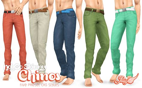 clothing for guys by simsationaldesigns teh sims