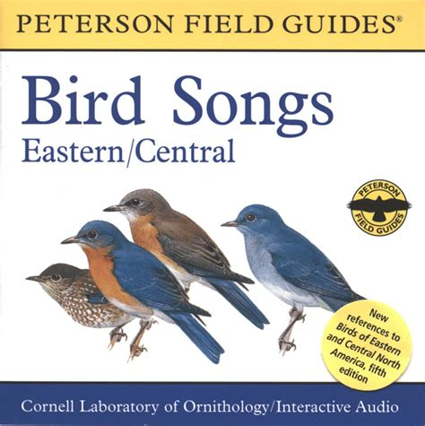 the field guide to bird songs eastern central north