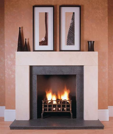 Marble Hill Fireplaces bahaus mantel by marble hill fireplaces