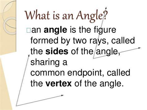 types  parts   angle