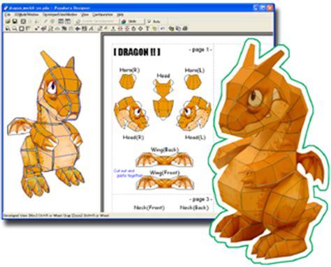 3d Papercraft Software - pepakura designer untuk papercraft ilmu yang bermanfa at