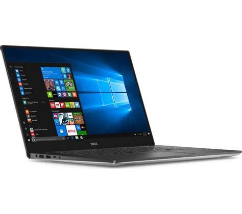 Notebook Dell Xps 15 dell xps 15 15 6 quot laptop silver deals pc world