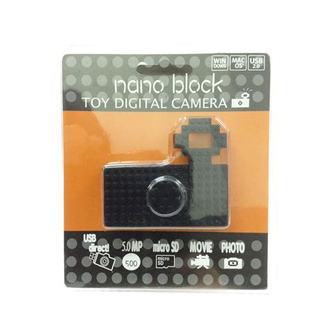 Kamera Mini Nano Block Usb Digital nano block usb digital 5mp black