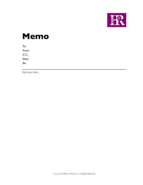 Memo Writing Guide 9 Memo Templates Word Excel Pdf Formats