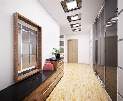 designer flur jak praktycznie i efektownie urządzić korytarz