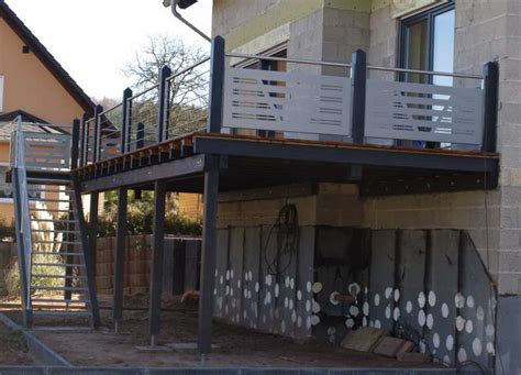 große carports balkon dekor dach
