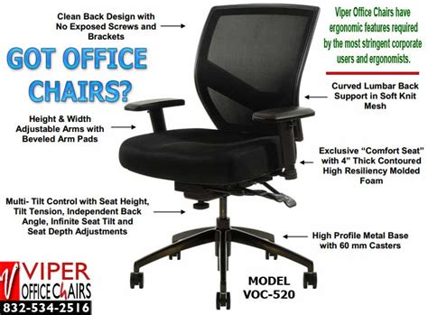 What Does Back Office by Office Chairs That Do More For Less On Sale Now