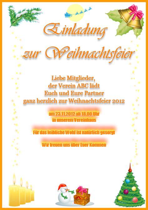 Kostenlose Vorlage Für Einladung Zur Weihnachtsfeier Einladungskarten Weihnachtsfeier Thegirlsroom Co