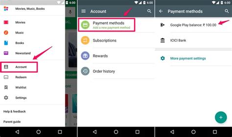 Google Play Gift Card Balance - recharge your google play store account using paytm gizarena com
