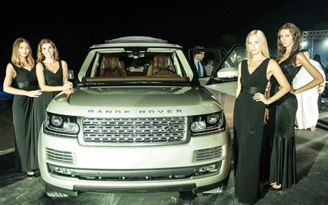 land rover dubai all new range rover launched in the uae emirates 24 7
