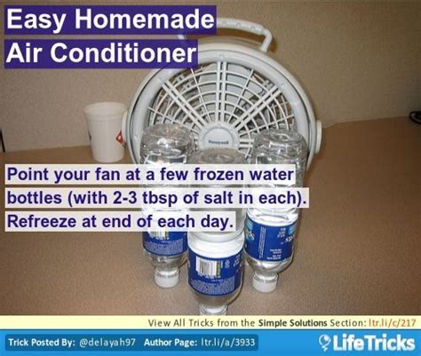 how much is an air conditioner fan each day homemade and salts on pinterest