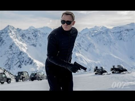 film james bond spectre youtube here s the first behind the scenes footage of spectre