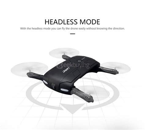 Drone Jjrc Elfie jjrc h37 elfie pocket selfie drone black