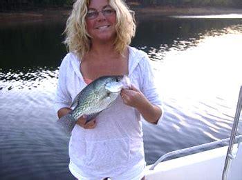 crappie fishing trips lake allatoona fishing guide service
