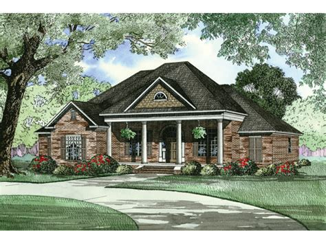 Neoclassical Home Plans by Locksley Neoclassical Home Plan 055d 0487 House Plans