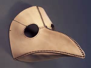 Plague Doctor Mask Template by Tom Banwell Leather And Resin Projects Plague Doctor Mask