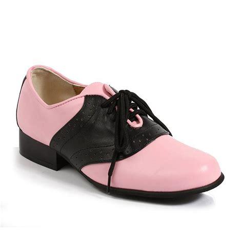 saddle shoes ellie 105 saddle 1 quot heel womens saddle shoe lace up oxford