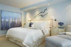 Light Blue Walls Bedroom Ideas Superb Coral Throw Pillows In Bedroom Transitional With