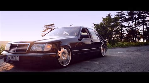 bagged mercedes s class bagged mercedes s klasse w140