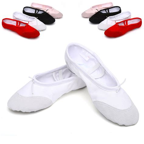 white flat ballet shoes get cheap black ballet shoes aliexpress